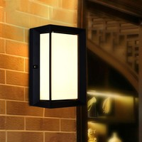 walll light outdoor rainproof garden led lighting balcony backyard decorative wall lamp WCS-OWL0053