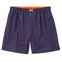 IZOD Slim-Fit Patterned Poplin Woven Boxers