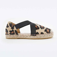 Out From Under Jerry Pony Espadrilles - Urban Outfitters