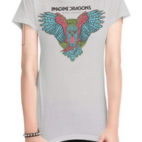 Imagine Dragons Owl Girls T-Shirt