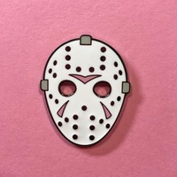 Kawaii Jason - Enamel Pin