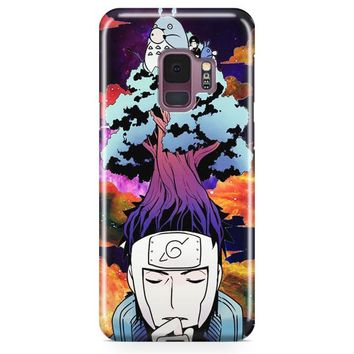 Neigbhor Totoro Meet Naruto Samsung Galaxy S9 Plus Case | Casefantasy