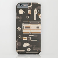 The Walking Dead iPhone & iPod Case by Tracie Andrews