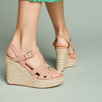 Splendid Billie Espadrille Wedge Sandals