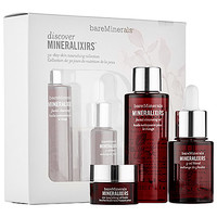 bareMinerals discover MINERALIXIRS™ 30-Day Skin Nourishing Collection