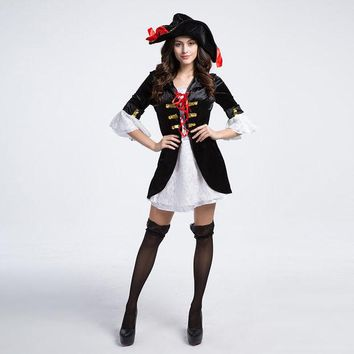 DCCKIX3 Cosplay Anime Cosplay Apparel Halloween Costume [9220660484]