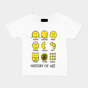 History of Art Youth T-Shirt