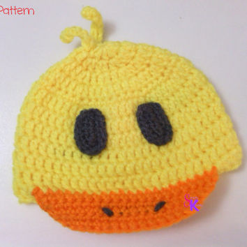 Free Crochet Duck Hat Pattern Images Knitting Patterns Free Download