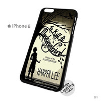 To Kill a Mockingbird Phone Case For Apple,  iphone 4, 4S, 5, 5S, 5C, 6, 6 +, iPod, 4 / 5, iPad 3 / 4 / 5, Samsung, Galaxy, S3, S4, S5, S6, Note, HTC, HTC One, HTC One X, BlackBerry, Z10