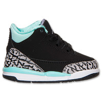 Girls' Toddler Air Jordan Retro 3 Basketball Shoes