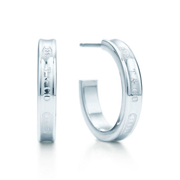 Tiffany & Co. - Tiffany 1837®:Hoop Earrings