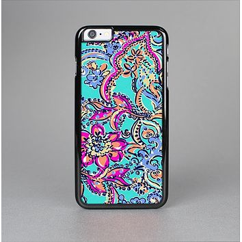 The Bright WaterColor Floral Skin-Sert Case for the Apple iPhone 6 Plus