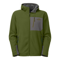 North Face Chimborazo Men's Outdoor Full Zip Fleece Jacket