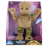 Disney Parks Guardians of the Galaxy Vol. 2 Dancing Groot New with Box