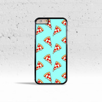 Pastel Pizza Slices Case Cover for Apple iPhone 4 4s 5 5s 5c 6 6 Plus & iPod Touch