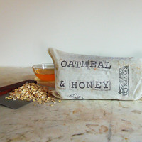 Oatmeal and Honey Soap Loaf