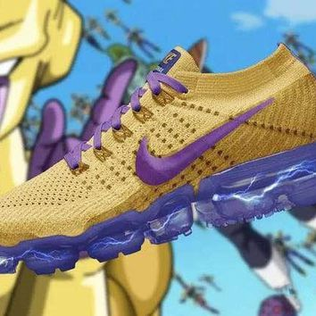 zz kuyou Nike Air Vapormax 2018 Flyknit X Dragon Ball Z AA3858-104  40-45