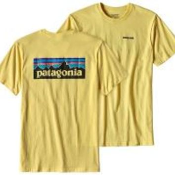 Patagonia P6 Logo T-Shirt - Men's