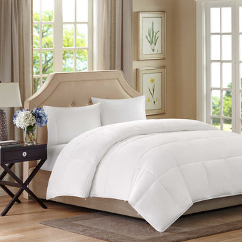 Sleep Philosophy Benton Down Alternative Comforter in White