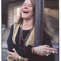 Janis Joplin London 1969 Portrait Poster 24x33