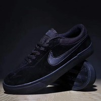 NIKE SB  CHECK SOLAR Fashion Casual Running Sport Shoes Sneakers For Men Black G-SSRS-CJZX