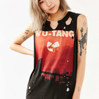 Trunk LTD Wu-Tang Muscle Tee - Urban Outfitters
