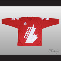 MARIO LEMIEUX 66 Canada Hockey Jersey All Sizes NEW