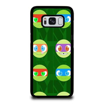 TEENAGE MUTANT NINJA TURTLES BABIES TMNT Samsung Galaxy S8 Case Cover