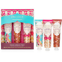 Pacifica Hand Cream Trio Ulta.com - Cosmetics, Fragrance, Salon and Beauty Gifts