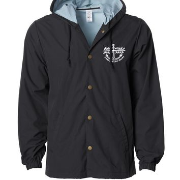 Bare WIres Windbreaker