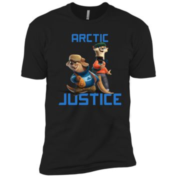 Arctic Justice Thunder Squad T shirt - Sal and Weez