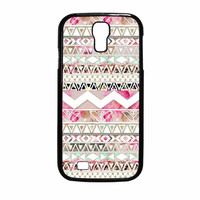 Girly Floral Tribal Andes Aztec Samsung Galaxy S4 Case