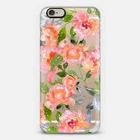 Watercolor Floral 1 iPhone 6 case by Jande La'ulu | Casetify