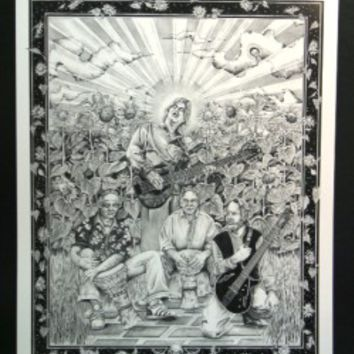 Phil Lesh & Friends Furthur Poster