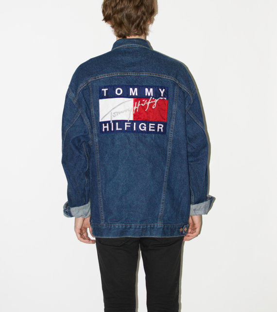 7f9b5a06 Vintage 90's Tommy Hilfiger Denim from PaxSuburbia on