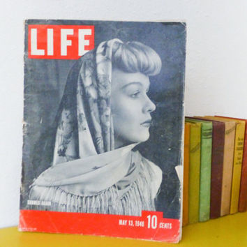 Life magazine, world war 2 era, world news, 1940s, periodical, retro ads, vintage magazine, magazine 1940s, ww2, color photos, monochrome