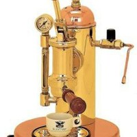 Italian Espresso Machine Classic Manual Lever Model
