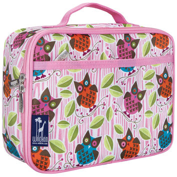 Owls Lunch Box - 33211