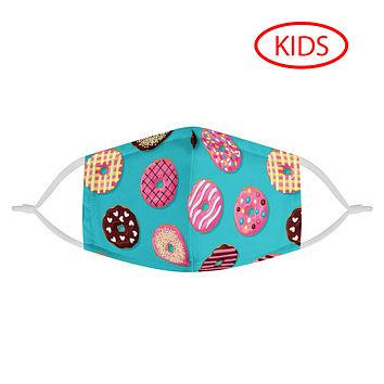 YUM YUM - KIDS MASK WITH (4) PM 2.5 CARBON FILTERS