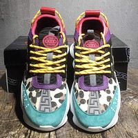 Versace Fashion Retro  Casual Sneakers Sport Shoes