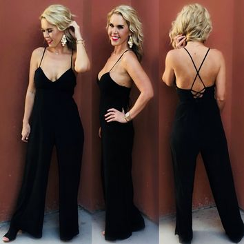 My Favorite Night Jumpsuit