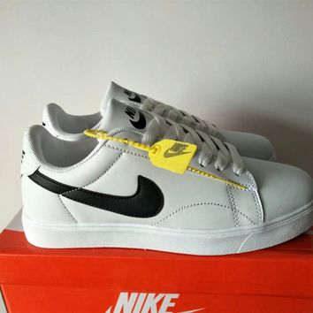 """""""Nike Blazer"""" Unisex Casual Low Help Plate Shoes Couple Small White Shoes Sneakers"""