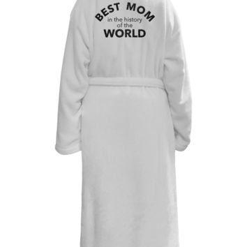 Robe-  Best Mom In The World