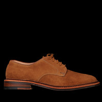 UNIONMADE - Alden - Unlined Suede Dover in Snuff 29336F