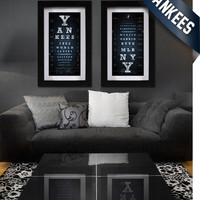 New York Yankees - Perfect Birthday Gift - Double-Play Combo - Midnight Blue