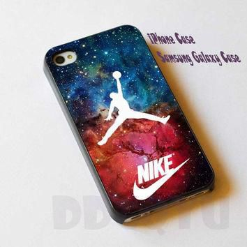 Nike just do It Air Jordan Grass Gucci Gold Logo Case for iPhone, iPod Touch, Samsung
