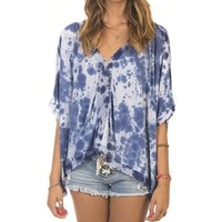 Billabong Free Luvin Top - Feeling Blue - J9131FRE				 | 