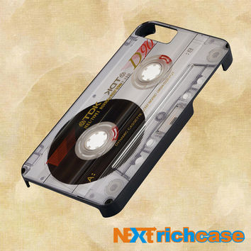 Cassette MiXTAPE Music For iPhone, iPod, iPad and Samsung Galaxy Case