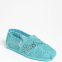 TOMS 'Classic' Crochet Slip-On (Women) (Exclusive Color) | Nordstrom