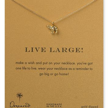 Dogeared Live Large Necklace, 16""
